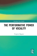 Pdf The Performative Power of Vocality Telecharger