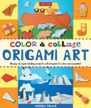 Color   Collage Origami Art Kit