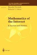 Pdf Mathematics of the Internet