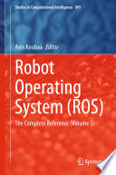Robot Operating System  ROS  Book