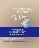 Cover of Psychotherapy Essentials to Go