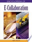 Encyclopedia Of E Collaboration
