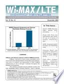 WiMAX Monthly Newsletter December 2009