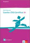 Mit Erfold zum Goethe-/ÖSD-Zertifikat B1