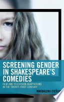 Screening Gender In Shakespeare S Comedies