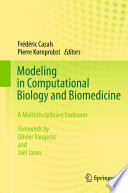 Modeling in Computational Biology and Biomedicine