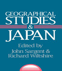Geographical Studies and Japan