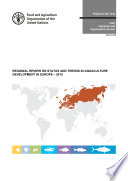 Regional Review on Status and Trends in Aquaculture Development in Europe     2015