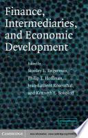 Finance Intermediaries And Economic Development