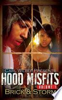 Hood Misfits Volume 1 Book
