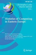 Pdf Histories of Computing in Eastern Europe