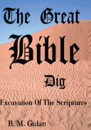 The Great Bible Dig
