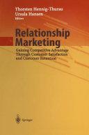 Relationship Marketing Pdf/ePub eBook