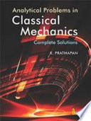 ANALYTICAL PROBLEMS IN CLASSICAL MECHANICS