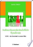 Aufmerksamkeitsdefizit-Syndrom