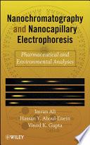 Nanochromatography and Nanocapillary Electrophoresis Book