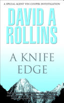 A Knife Edge  A Vin Cooper Novel 2