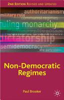 Non-Democratic Regimes: Second Edition