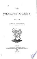 The Folk lore Journal Book