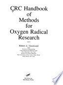 CRC Handbook of Methods for Oxygen Radical Research