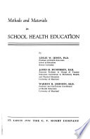 Methods and Materials in School Health Education