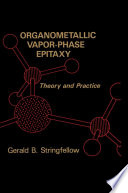 Organometallic Vapor-Phase Epitaxy