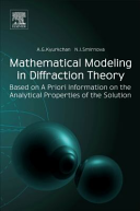 Mathematical Modeling in Diffraction Theory Book