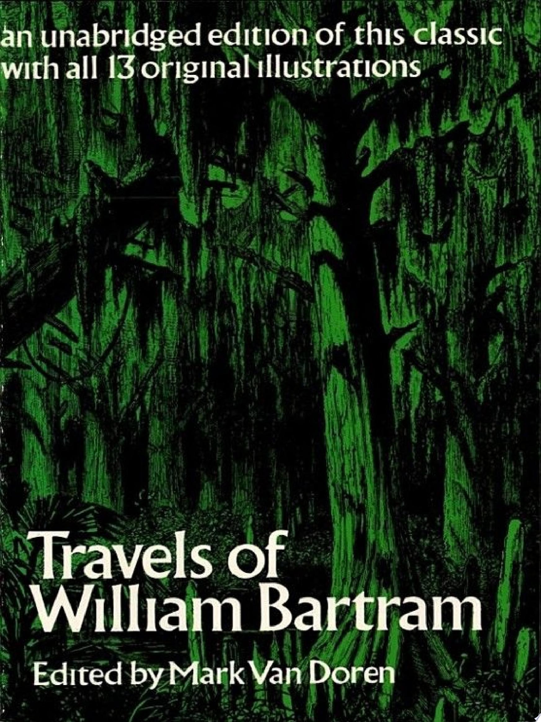 Travels of William Bartram