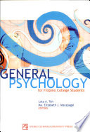 General Psychology For Filipino College Students