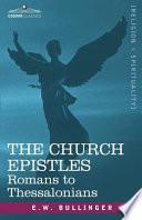 The Church Epistles