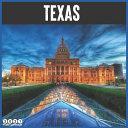 Texas 2021 Wall Calendar