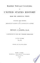 Harpers  Popular Cyclopaedia of United States History from the Aboriginal Period