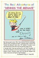 The Real Adventures of Dennis the Menace