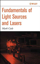 Fundamentals of Light Sources and Lasers