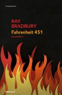 Fahrenheit 451  Spanish Edition