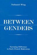 Between Genders [Pdf/ePub] eBook