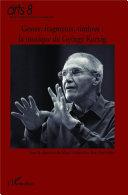 Pdf Gestes, fragments, timbres : la musique de György Kurtag Telecharger