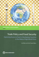 Trade Policy and Food Security