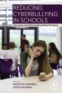 Reducing Cyberbullying in Schools [Pdf/ePub] eBook