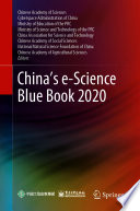 China   s e Science Blue Book 2020 Book