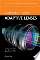 Introduction to Adaptive Lenses Book