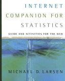 Internet Companion for Statistics
