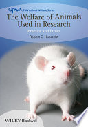 The Welfare of Animals Used in Research Book