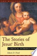 Stories Of Jesus Birth