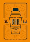 The Essential Bar Book Book