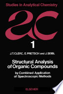 Structural Analysis of Organic Compounds by Combined Application of Spectroscopic Methods