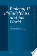 Ptolemy Ii Philadelphus And His World