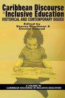 Caribbean Discourse in Inclusive Education