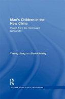 Mao's Children in the New China [Pdf/ePub] eBook