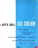 Let S Sell Ice Cream